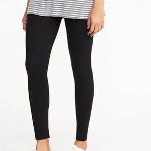 Jersey Leggings for Women Elasticized waistband.